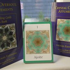 Crystal Oversoul Boxed Oracle Card Set