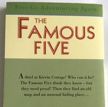 Load image into Gallery viewer, The Famous Five - Book 2  - Five Go Adventuring Again - Enid Blyton - USED