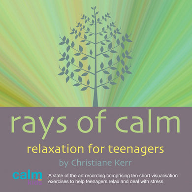 CD The Calm for Kids Series: Rays of Calm (relaxation for teenagers)