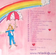 Load image into Gallery viewer, CD Relaxed Kids: Princesses - Children's Meditations