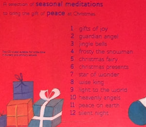 CD Relaxed Kids: Silent Night - Children's Meditations