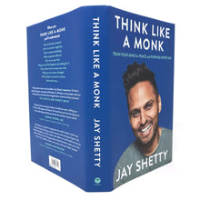 Load image into Gallery viewer, Think Like a Monk - Jay Shetty