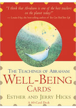 Load image into Gallery viewer, Boxed Card Deck: The Teachings of Abraham - Well-Being