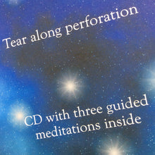Load image into Gallery viewer, This book contains a Meditation CD in the sealed back sleeve.