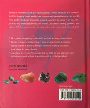 Load image into Gallery viewer, The Little Book of Crystal Tips and Cures - Philip Permutt - Hardcover