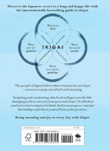 Load image into Gallery viewer, IKIGAI - Book 1 - Series by Hector Garcia & Francesc Miralles