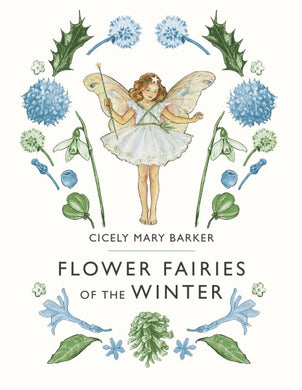Flower Fairies of the Winter - Cicely M Barker - Hardback