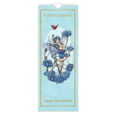 2022 Flower Fairies - Slim Calendar - Cicely M Barker