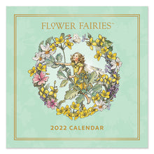 Load image into Gallery viewer, 2022 Flower Fairies - Square Calendar - Cicely M Barker