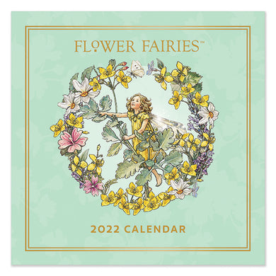 2022 Flower Fairies - Square Calendar - Cicely M Barker