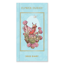 Load image into Gallery viewer, 2022 Flower Fairies - Slim Diary - Cicely M Barker