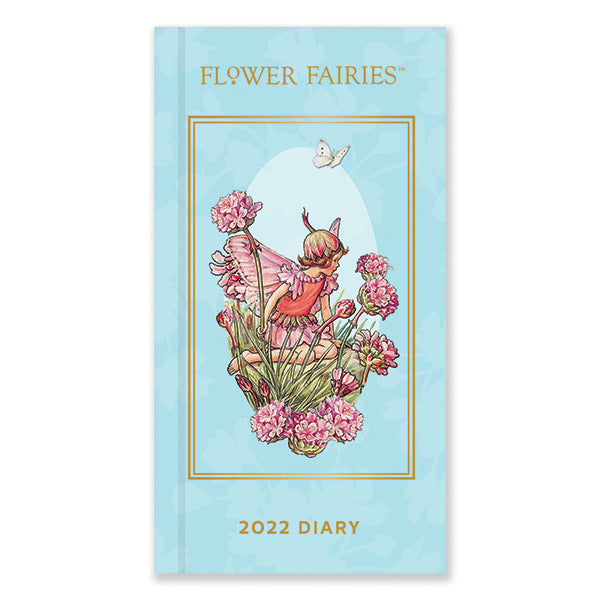 2022 Flower Fairies - Slim Diary - Cicely M Barker