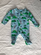 Load image into Gallery viewer, Baby Romper Suit, 9lb, M&S