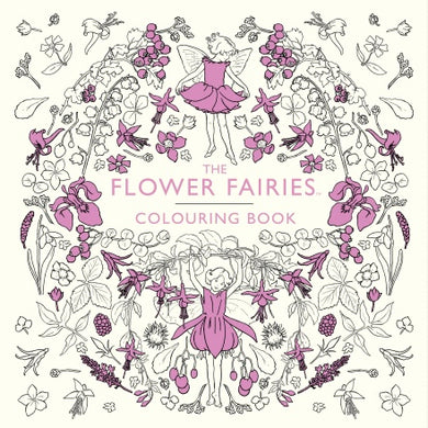 The Flower Fairies Colouring Book - Cicely M Barker - Paperback