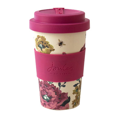 ECO Travel Cup - 400ml | Joules - Cambridge Floral