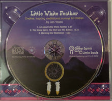 Load image into Gallery viewer, CD The Great Spirit Series for Little Souls: Little White Feather