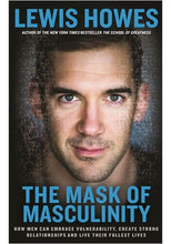 Load image into Gallery viewer, The Mask of Masculinity - Lewis Howes - Paperback