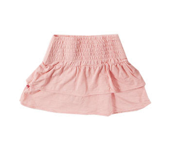 Appaman Pink Knit Two Tiered Skirt