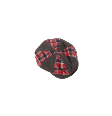 Fore!! Axel and Hudson Flannel Gatsby Hat