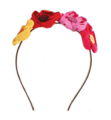 Peppercorn Flower Headband