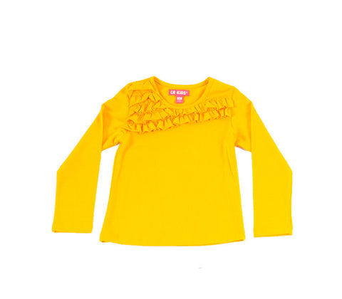 CR Kids Saffron Tee