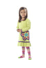 CR Kids Lime Dress