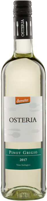 OSTERIA Pinot Grigio Demeter IGT 2019
