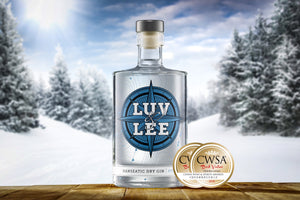 Luv & Lee Hanseatic Dry Gin 50 ml
