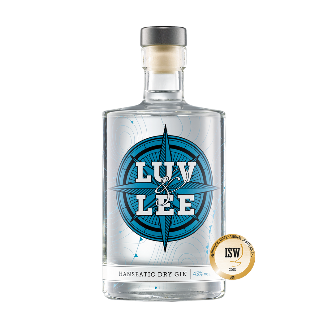 Luv & Lee Hanseatic Dry Gin