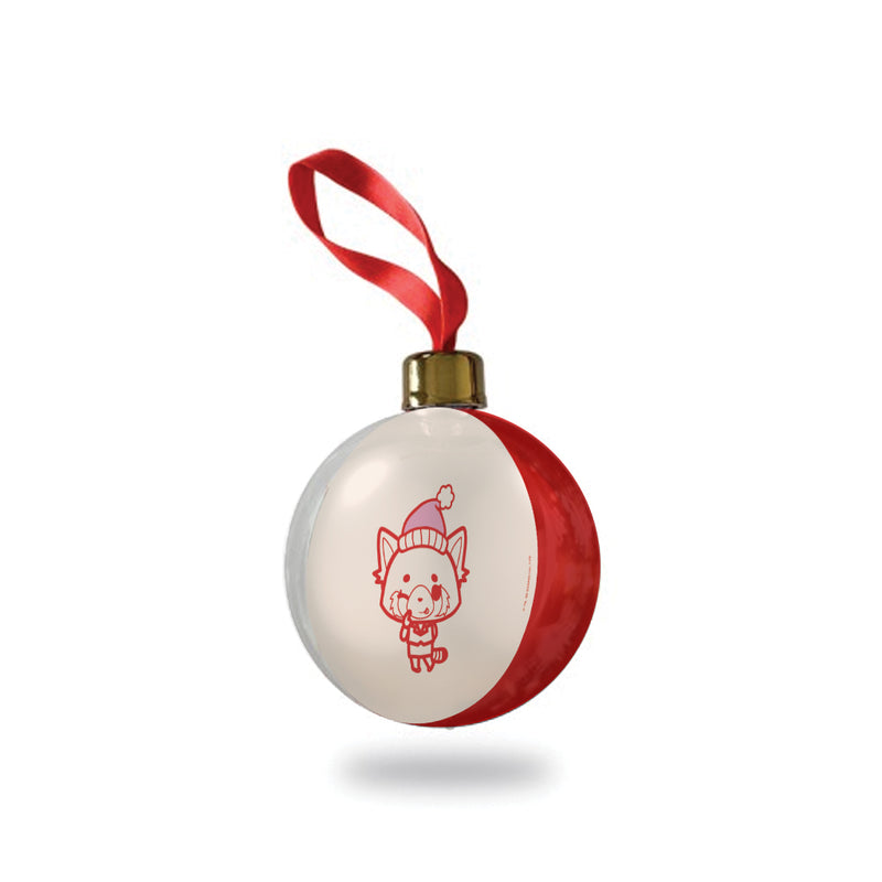 Sanrio Christmas Bauble - Aggretsuko