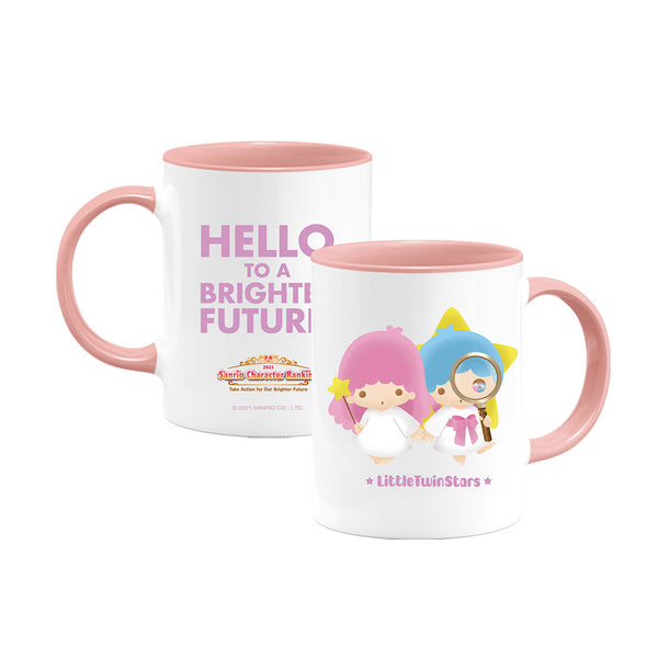 Little Twin Stars 2021 Character Ranking Mug