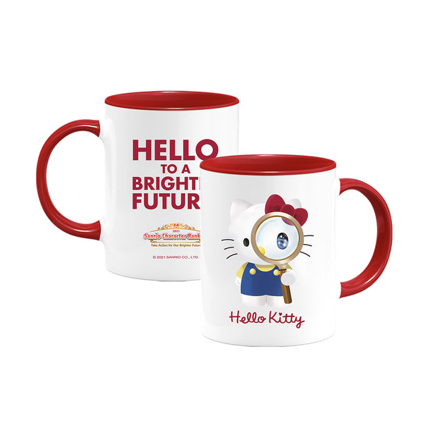 Hello Kitty 2021 Character Ranking Mug