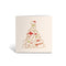 Greeting Card - Individual - Mixed Character Christmas Tree - Gold