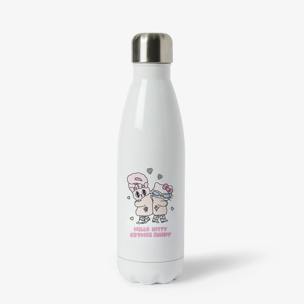 Hello Kitty x Esther Bunny Double Trouble Milk Water Bottle