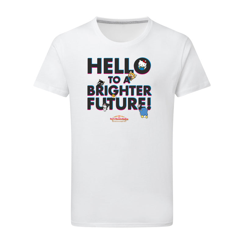 Hello to a brighter future 2021 Character Ranking T-Shirt