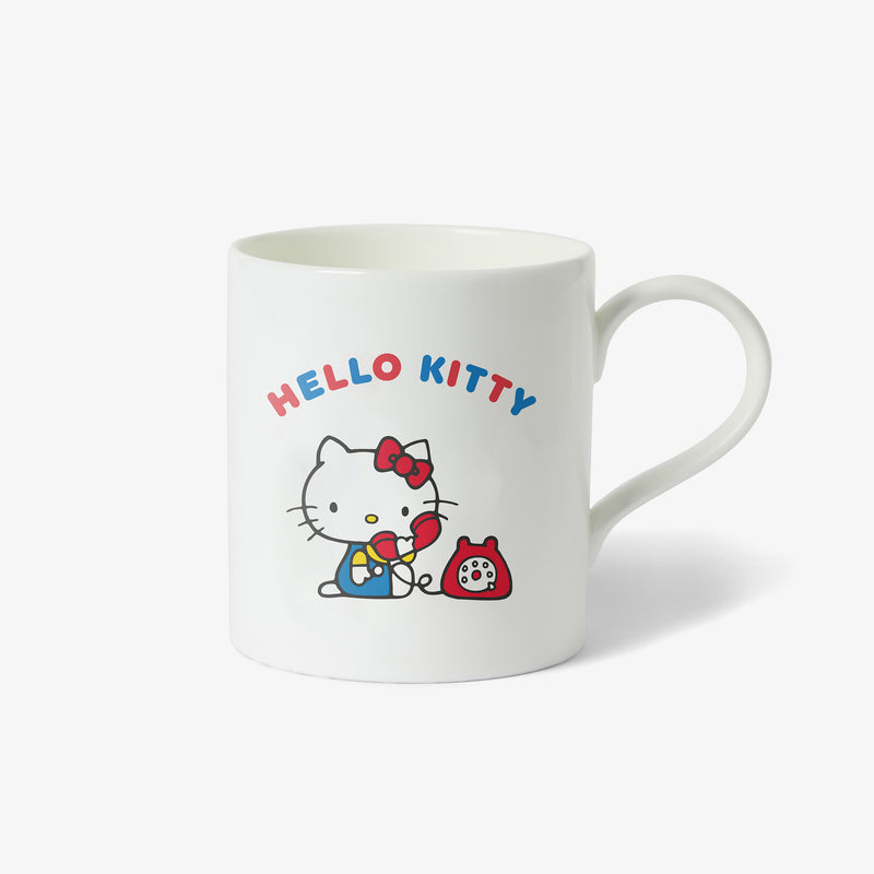 Hello Kitty Phone Personalised Mug