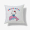Hello Kitty Dolphin Personalised Cushion