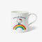 Hello Kitty Rainbow Personalised Mug