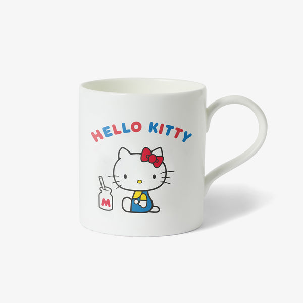Hello Kitty Milk Bottle Personalised Mug