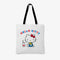 Hello Kitty Milk Bottle Personalised Tote Bag