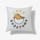 Gudetama Lazy Personalised Cushion