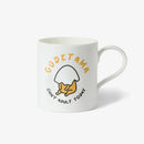 Gudetama Can't Adult Today Personalised Mug