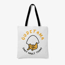 Gudetama Can't Adult Today Personalised Tote Bag