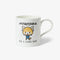 Aggretsuko On A Good Day Personalised Mug