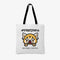 Aggretsuko Before & After Coffee Personalised Tote Bag