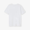 Sanrio Boys Japanese Logo Premium Organic Cotton White T-Shirt