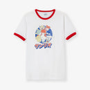 Sanrio Group Japanese Logo Ringer T-Shirt
