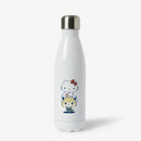 Hello Kitty Aggretsuko & Gudetama Water Bottle