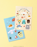 Maì x Sanrio Sticker Set