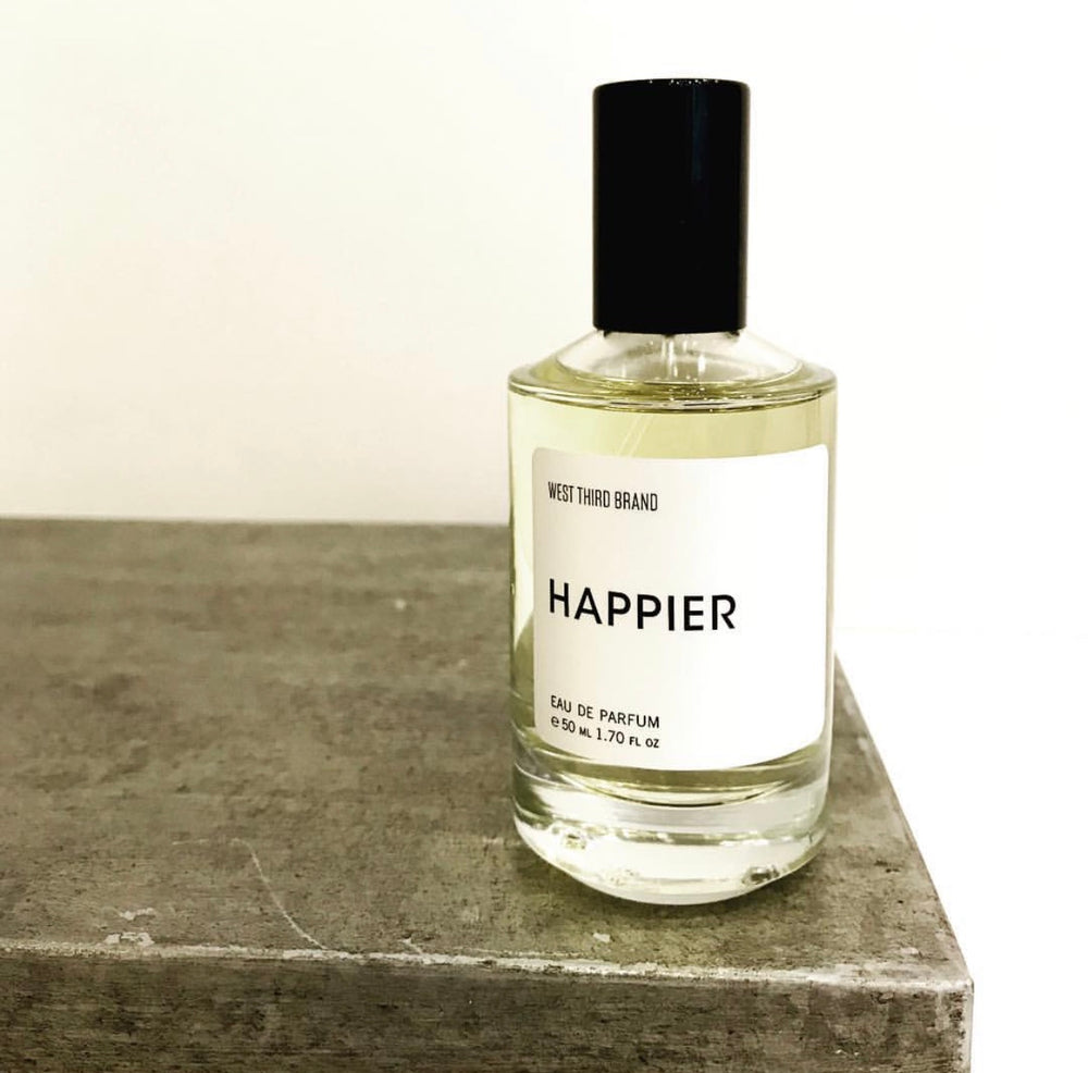 West Third Brand -Happier